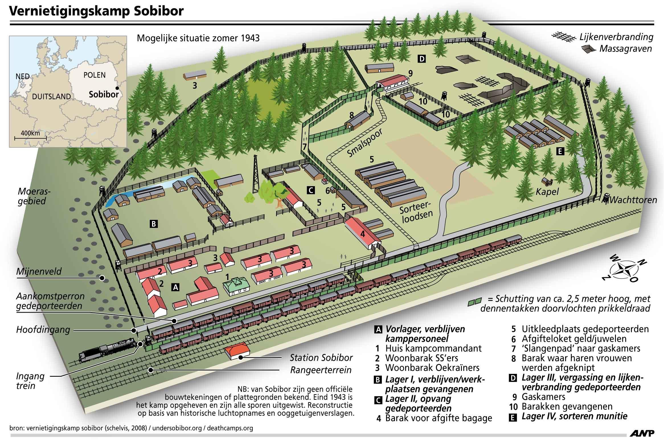 ANP-plattegrond