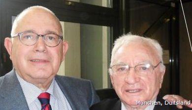 Rob Fransman en Thomas Blatt 2010