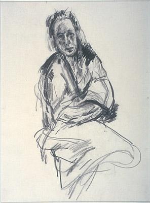Portret Max van Dam