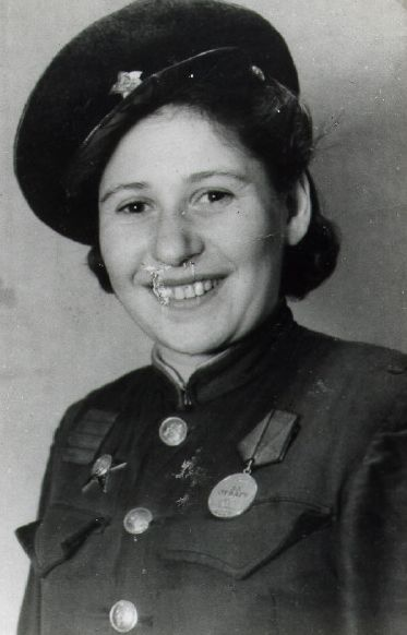 Portret Weiss als partizaan