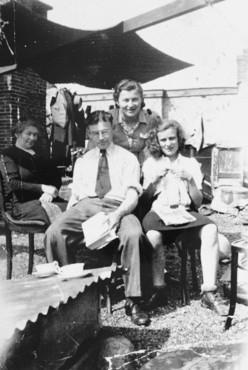 Familieportret Selma Wijnberg